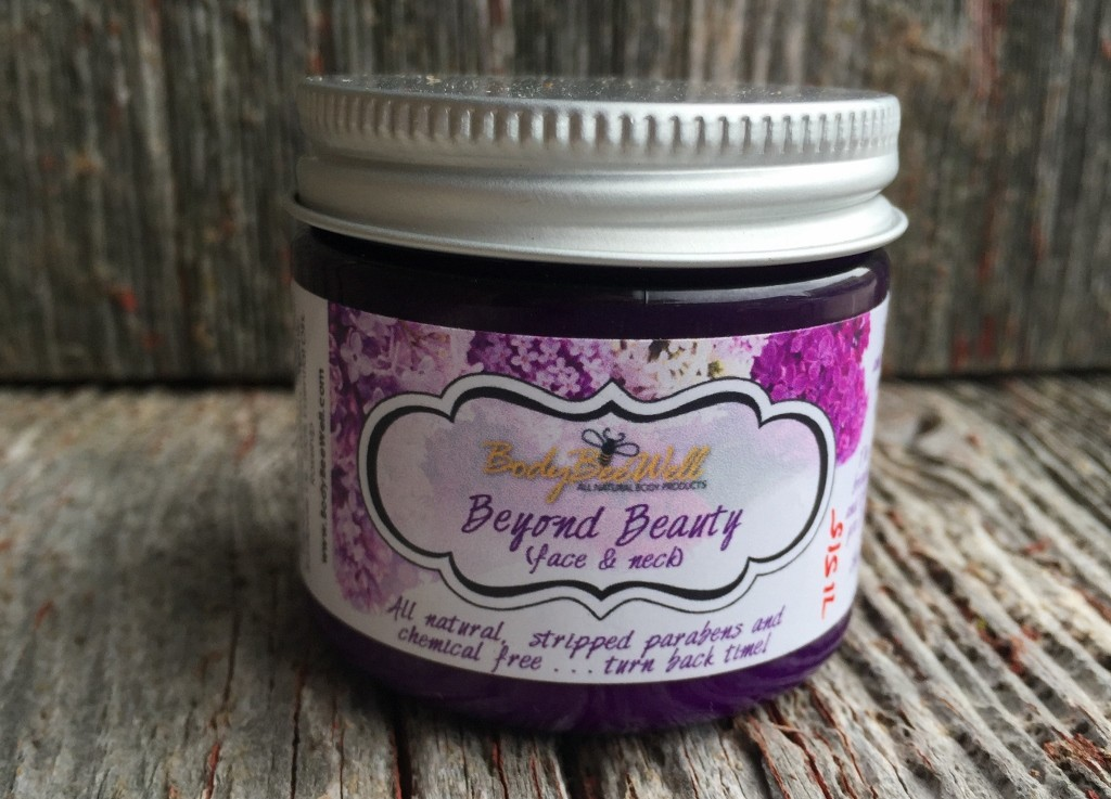 Beyond Beauty: Face and Neck Moisturizer