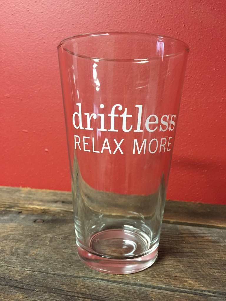 Drfitless Pint Glasses