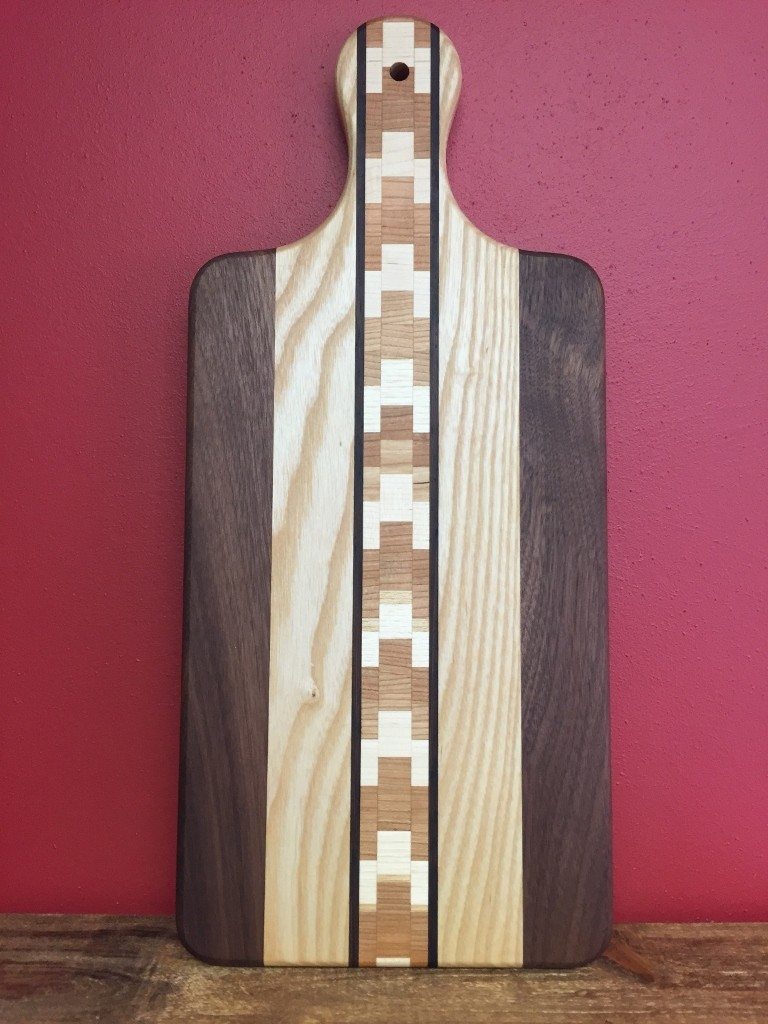 "Bread Board - 8""x18"" - Custom Design"