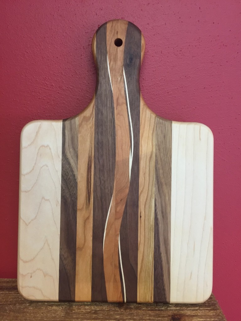 "Bread Board - 9""x13"" - Custom Design"