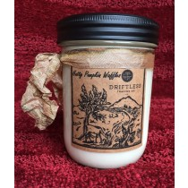 Nutty Pumpkin Waffles Soy Candle - 14 oz