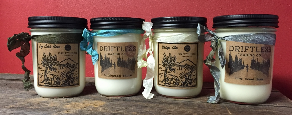 Soy Candles & Accessories